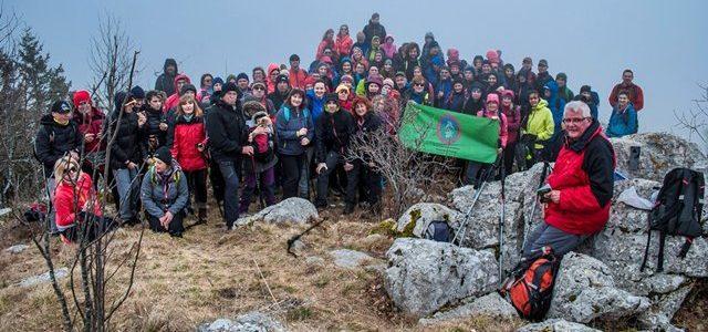 Pohodu po IPP-u sudjelovalo 200-tinjak planinara