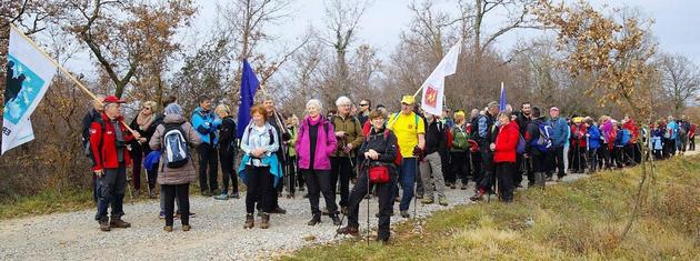 Slovenski planinari uspješno završili prvu hrvatsku dionicu E12