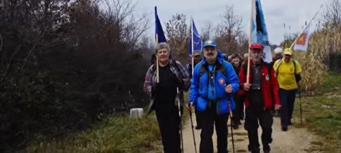 """SPORT U ISTARSKOJ ŽUPANIJI – """"Europski pješački put E12 kroz Istru"""" – REPORTAŽA"""