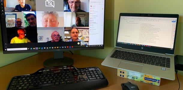 Prva online sjednica upravnog odbora IPS-a