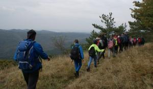 4-divljenje planinama od malih nogu